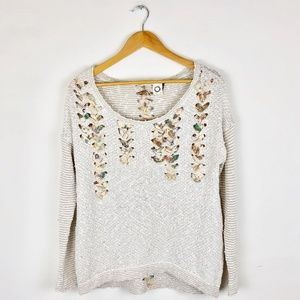 Akemi + Kin Anthropologie Sweater